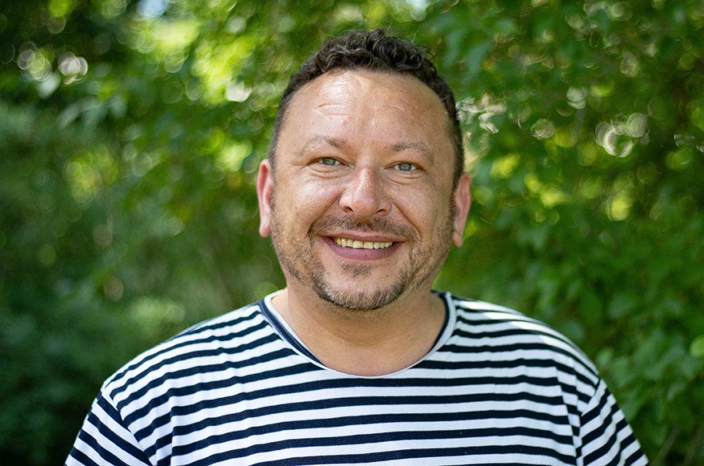 Tino Schwarz Portrait